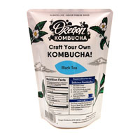 Basic Black Tea Kombucha Starter Kit