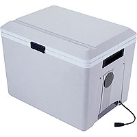 36 Qt Kool Kaddy Thermoelectric Travel Cooler