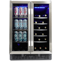 Danby SBC051D1BSS Beverage Center