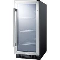 Summit SCR1225B Refrigerator