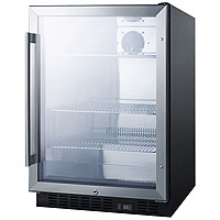 5.0 Cu. Ft.  Undercounter Beverage Center