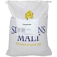 Simpsons Chocolate Malt
