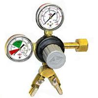Commercial 2-Product Dual Gauge Primary Kegerator Regulator