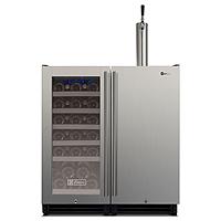 VS15-1WK Wine Cooler and Kegerator