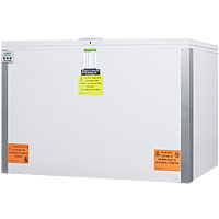 17.0 Cu. Ft. Laboratory Chest Freezer with Ice Bank