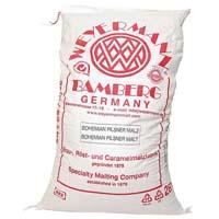Weyermann Floor-Malted Bohemian Pilsner - 55 lb