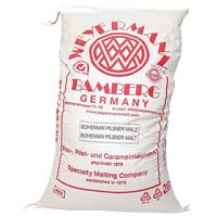 Weyermann Floor-Malted Bohemian Wheat - 55 lb