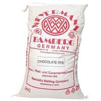 Weyermann Chocolate Rye - 55 lb