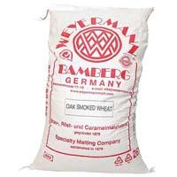 Weyermann Oak Smoked Wheat - 55 lb