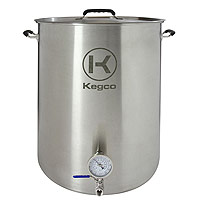 30 Gallon Brew Kettle