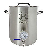 Inventory Reduction - 6 Gallon Brew Kettle