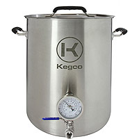 8 Gallon Brew Kettle