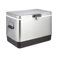 Kegco 50 Liter Stainless Steel Cooler