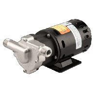 Stainless Steel Inline Pump with Run Dry Protection