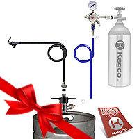 Economy Party Keg Dispenser Party Tap Kit