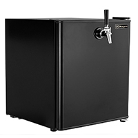 Kegco Carbonated Water Keg Dispenser