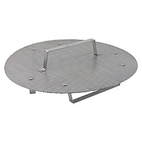 False Bottom for 30 Gallon Brew Pots