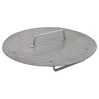 False Bottom for 50 Gallon Brew Pot