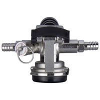 Kegco KT41D-LP Low Profile D System Keg Coupler