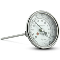 Dial Thermometer for Brew Pots