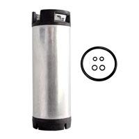 5 Gallon Pin Lock Keg - Reconditioned Beer Keg