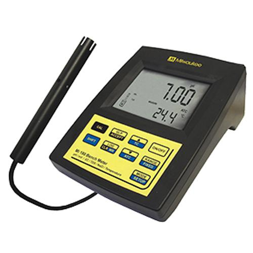 Milwaukee MI180-US pH/ORP/ Conductivity Temperature Laboratory Bench Meter