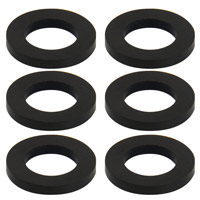 Neoprene Coupling Washer - Set of 6