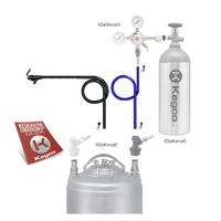 Standard Single Faucet Party Homebrew Kegerator Conversion Kit
