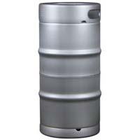 Brand New Slim 7.75 Gallon Commercial Kegs - Threaded D System Sankey Valve